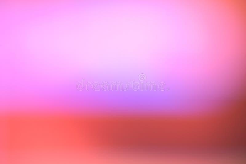 Abstrakt Orange Purple Arkivfoto