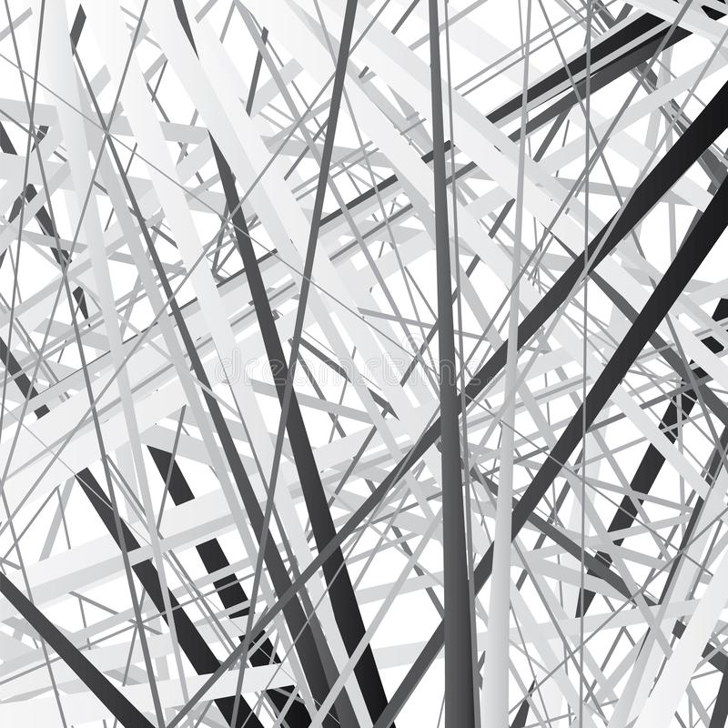 Abstrakt pasiasta tekstura z diagonalny kluć się royalty ilustracja