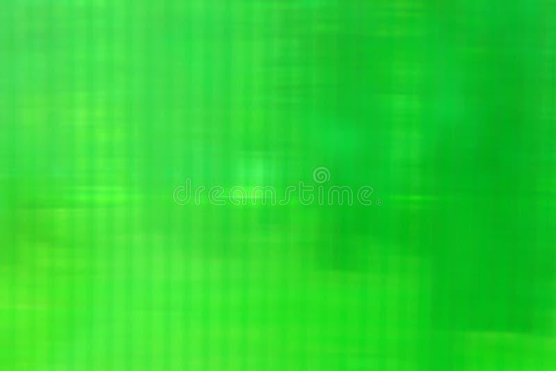 Abstrakt plast-gräsplantextur med suddiga band arkivfoto