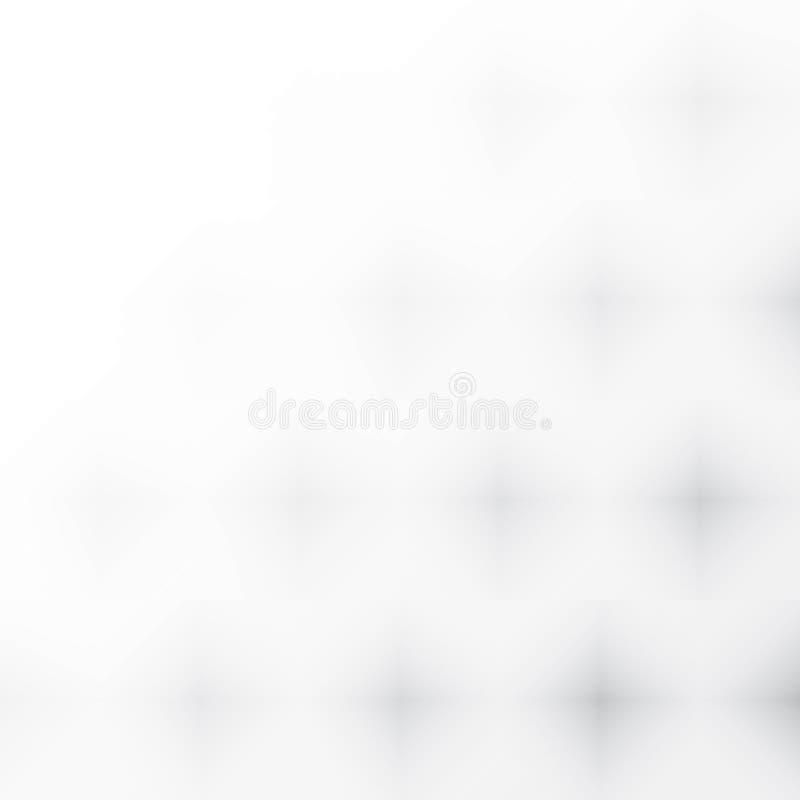 Abstrakt popielata i biała tekstura ilustracja wektor