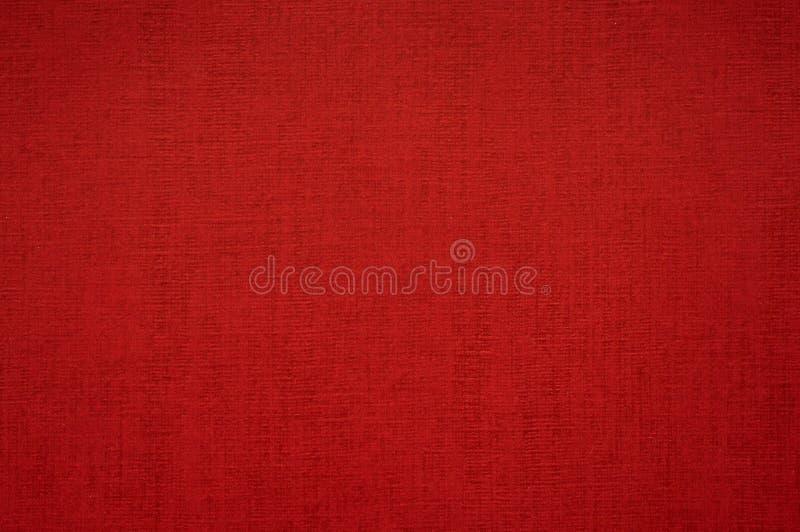 Abstrakt röd bakgrund eller julpapperstextur vektor illustrationer