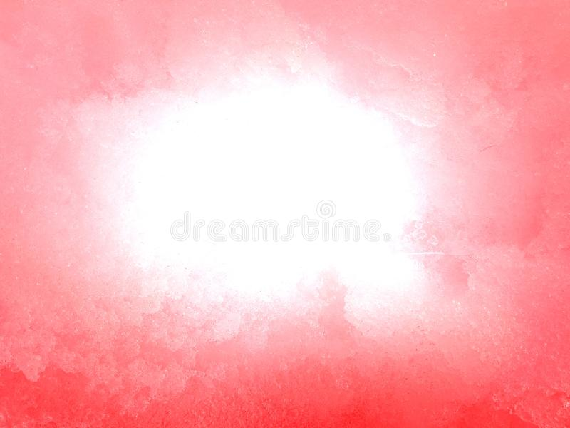 Abstrakt röd skuggad texturerad bakgrund pappers- grungebakgrundstextur solbränna två för kupor för presentationen för inbjudan f royaltyfri foto