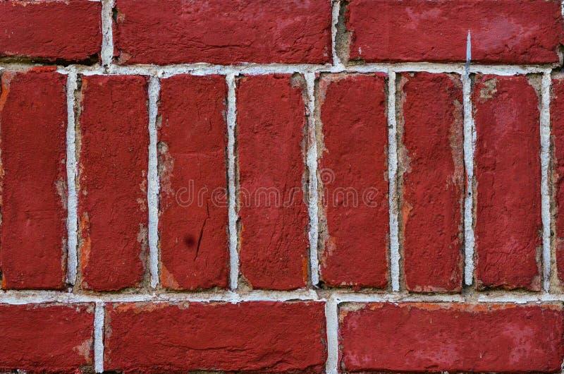 Abstrakt röd vägg royaltyfri foto