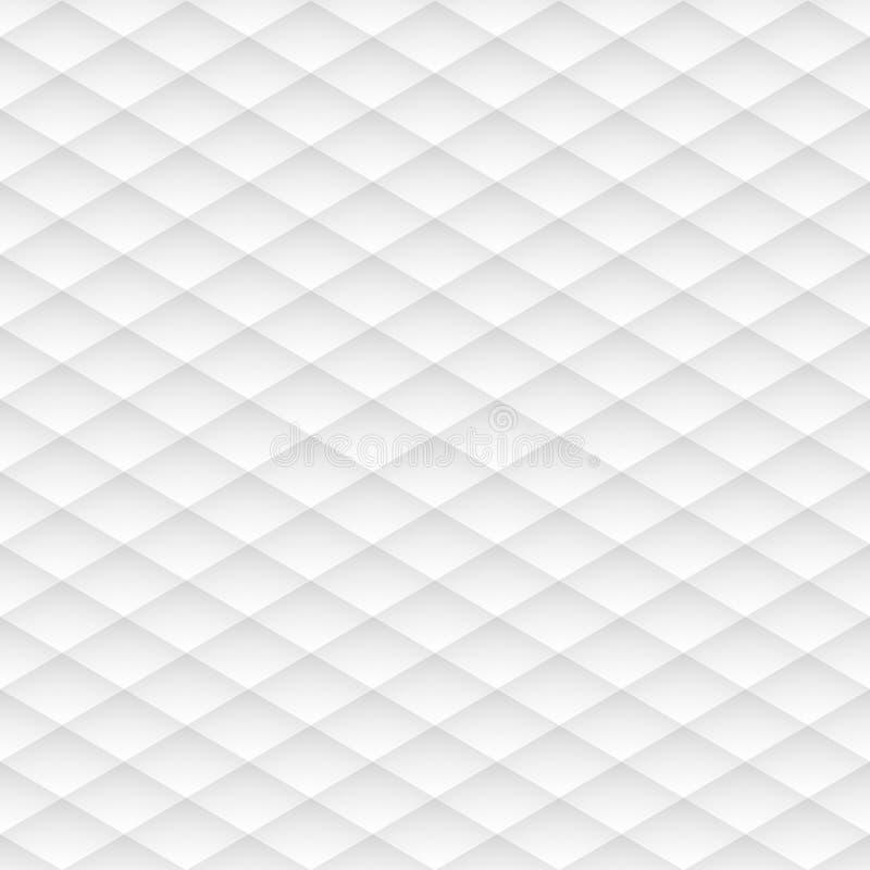 Abstrakt rombmodell royaltyfri illustrationer