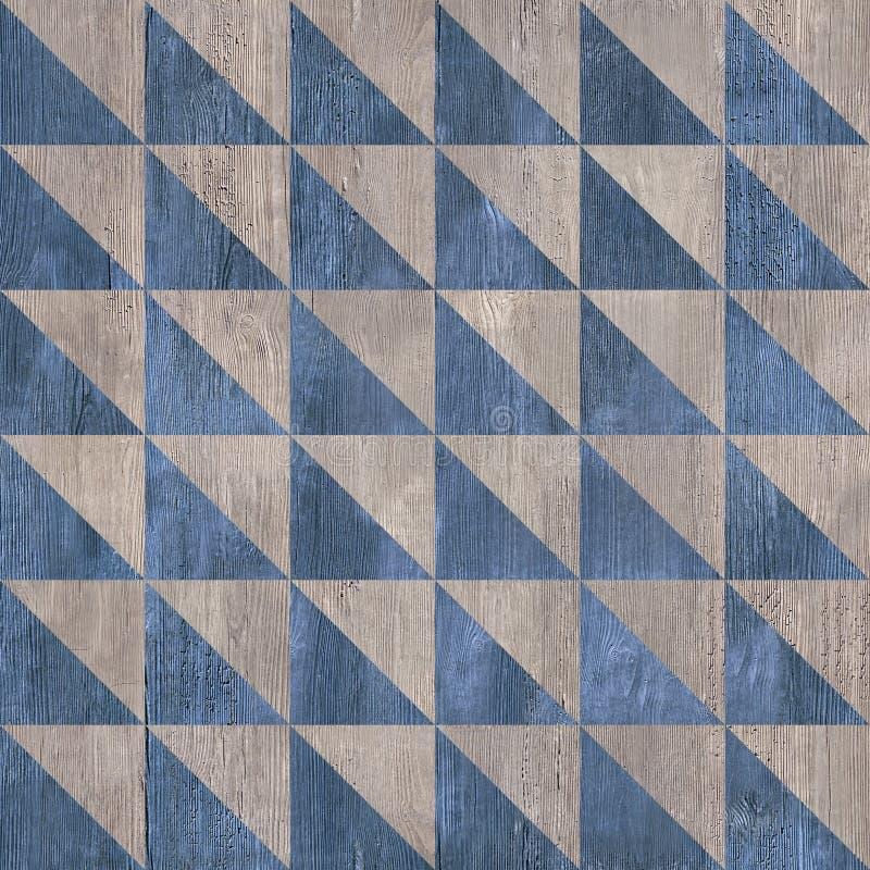 Abstrakt rutig modell - sömlös bakgrund - dekorativ modell vektor illustrationer