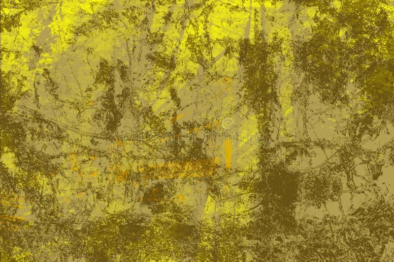 abstrakt skog stock illustrationer