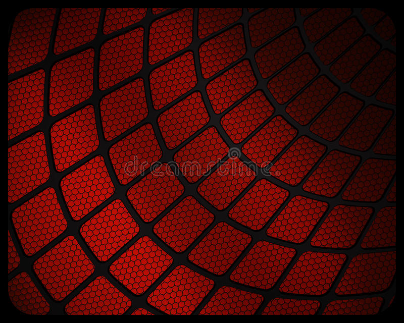 Abstrakt Spiderweb textur vektor illustrationer