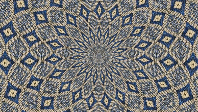 Abstrakt spiral konst