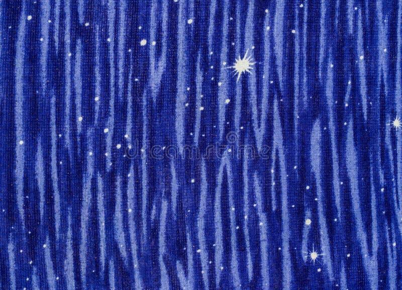 Abstrakt stjärnatyg royaltyfri fotografi