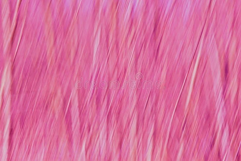 Abstrakt suddig bakgrund för rörelse med vertikala linjer i rosa toner royaltyfri foto