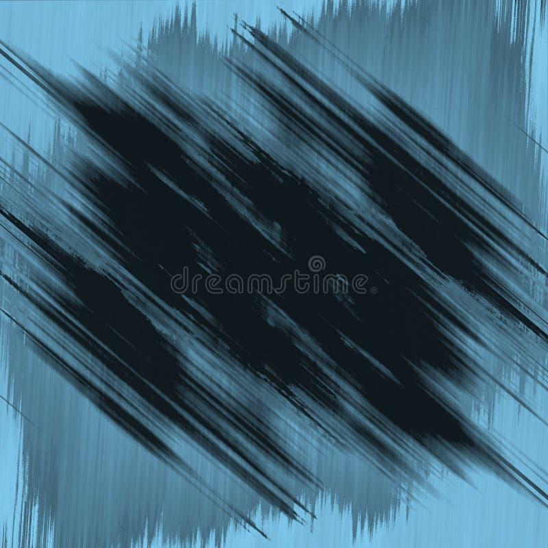 Abstrakt suddig bl? bakgrundstextur arkivfoto