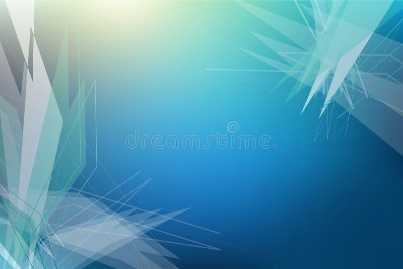 Abstrakt suddig lutningbakgrund, för din modell och templa royaltyfri illustrationer
