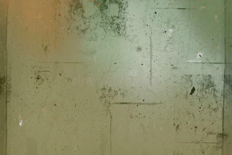 Abstrakt svart bakgrund med design för tappninggrungetextur, gammalt grovt pappers- baner royaltyfri foto