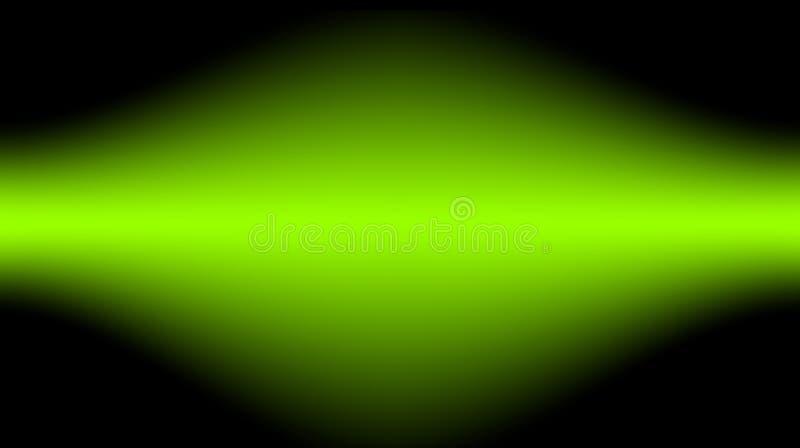 Abstrakt svart chartreuse bakgrund för effekter för färger för färgblandning mång- royaltyfri illustrationer