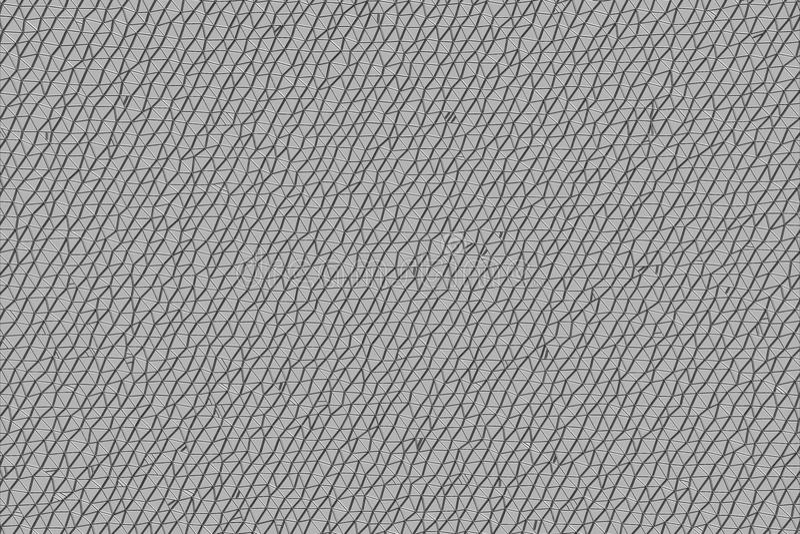 Abstrakt svartvit bakgrund för grunge för B&W grov eller retro generativ konst, Att dra modell, bedrövar & överdrar stock illustrationer