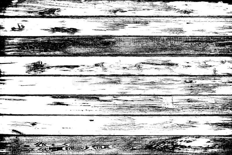 Abstrakt svartvit bakgrund i grungestil, trägolv, naturlig bakgrund med ingenting, modell för samkopiering på yttersidor, fotografering för bildbyråer