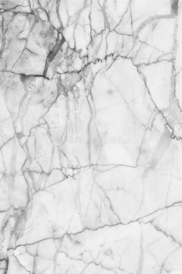 Abstrakt svartvit marmor mönstrad texturbakgrund (för naturliga modeller) royaltyfria bilder