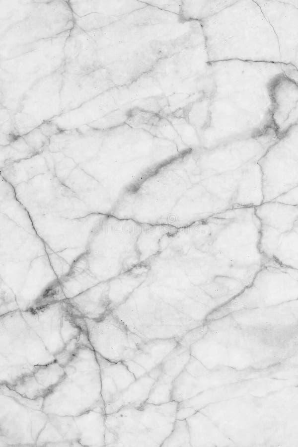 Abstrakt svartvit marmor mönstrad texturbakgrund (för naturliga modeller) royaltyfri foto