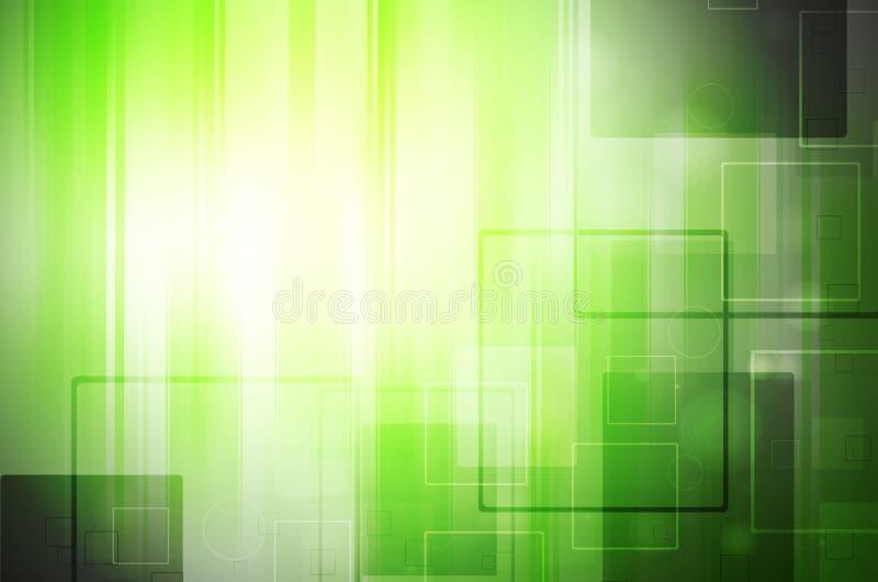 Download Abstrakt Techniki Zielony Tło Ilustracji - Ilustracja złożonej z zmrok, firma: 53784466