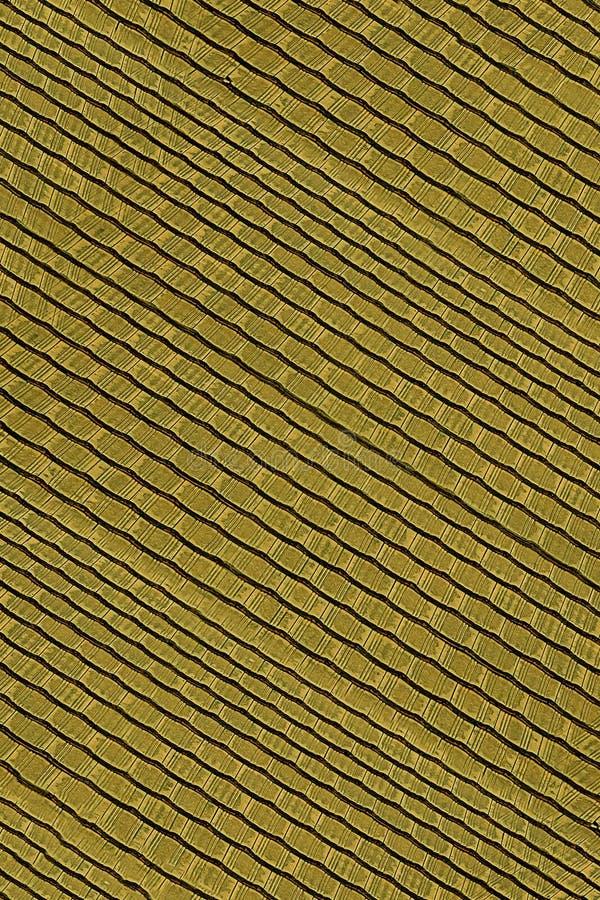 Abstrakt tekstury kamienia dachu piaska rzędu deseniowy żółty tło pochylający pionowo podstawowy projekt fotografia royalty free