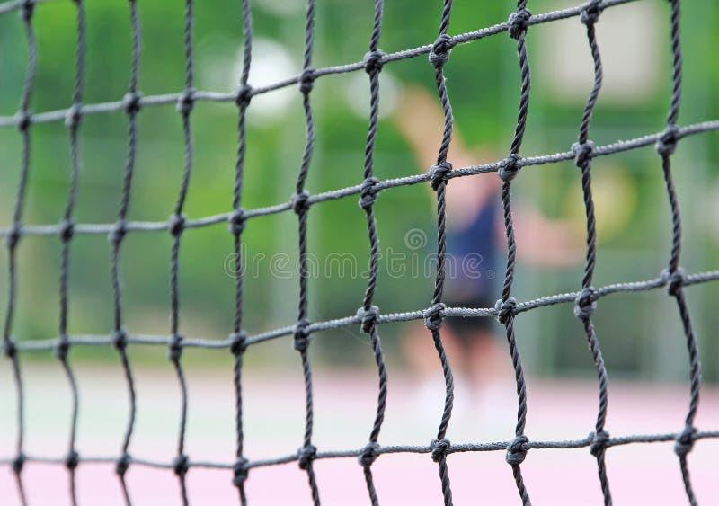abstrakt tennis royaltyfri foto