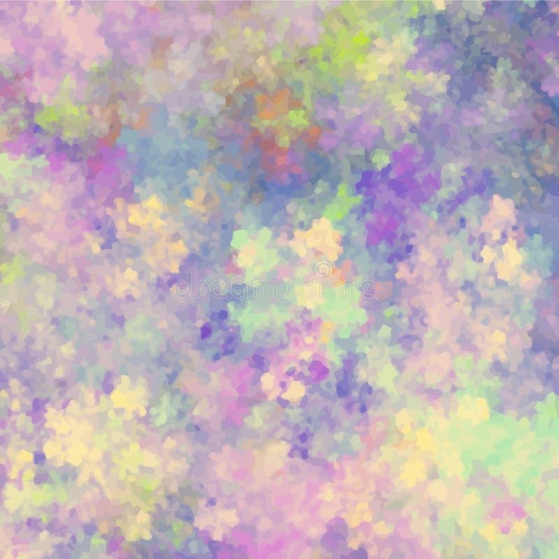 abstrakt textur stock illustrationer