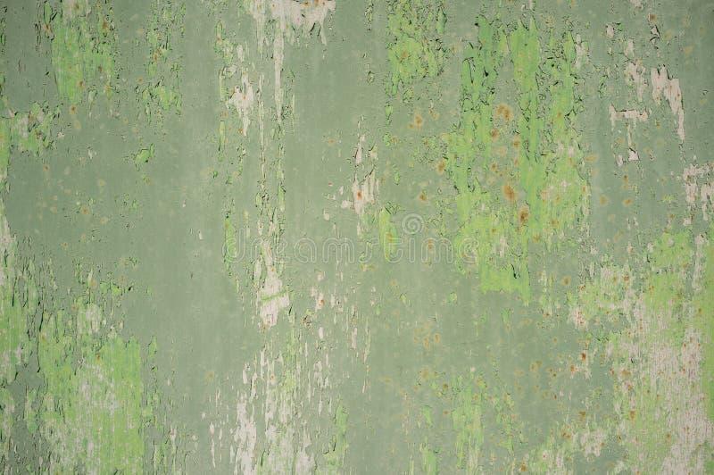 Abstrakt textur av den gamla anfr?tta metalld?rren royaltyfria bilder