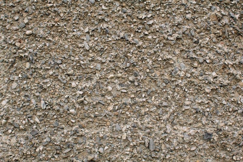 Abstrakt textur av en grusväggbakgrund royaltyfria bilder