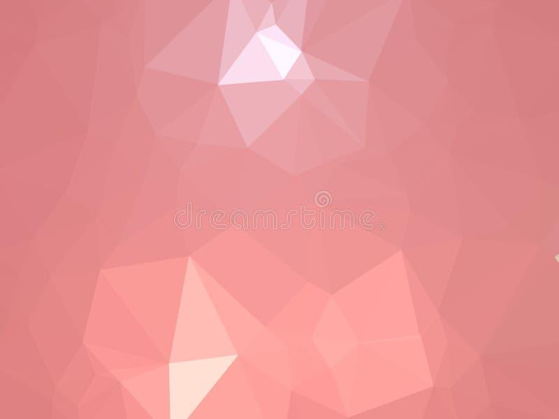 abstrakt textur och bakgrund En mångfärgad härlig textur med skuggor och volym som göras med hjälpen av en lutning stock illustrationer