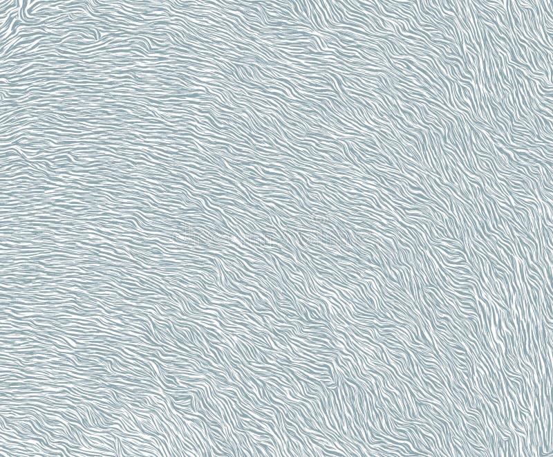 Abstrakt texturbakgrund, blåttfärgsignal vektor illustrationer
