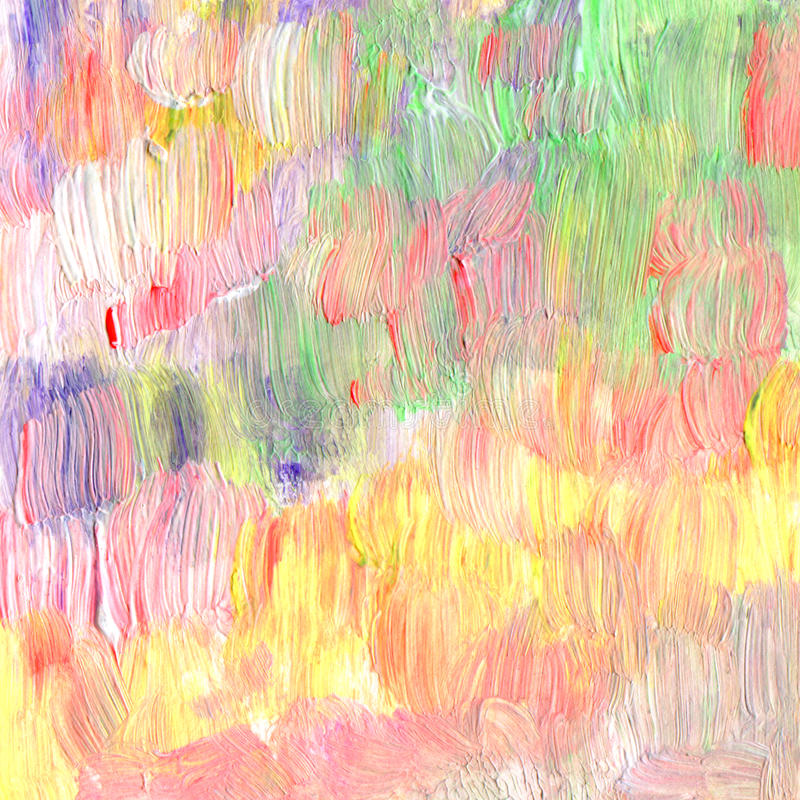 Abstrakt textured akrylowa i akwarela ręka malował tło obrazy royalty free