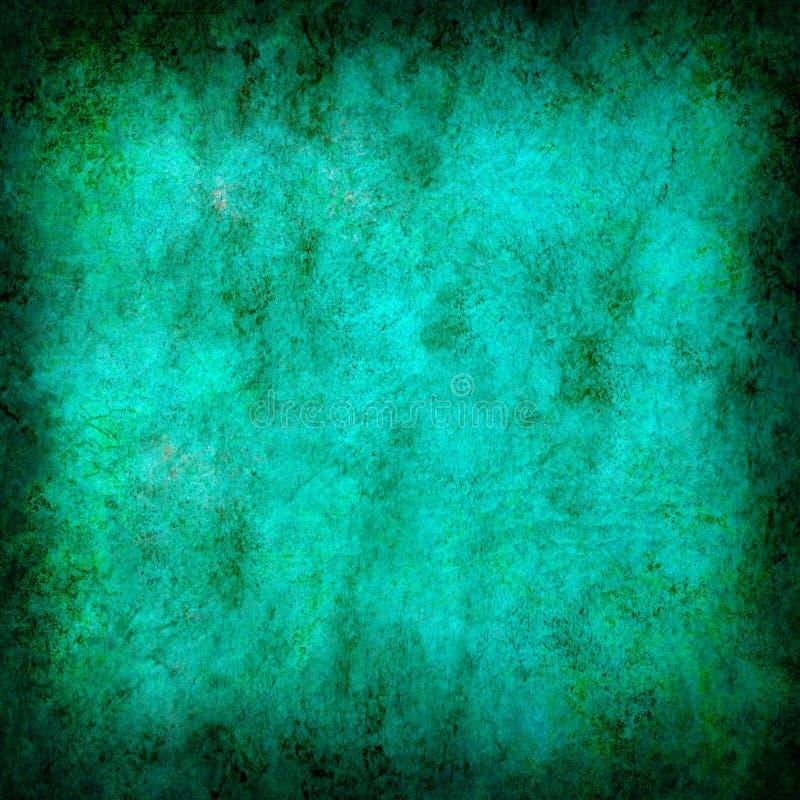 abstrakt texturerad turkos för bakgrund grunge royaltyfria foton