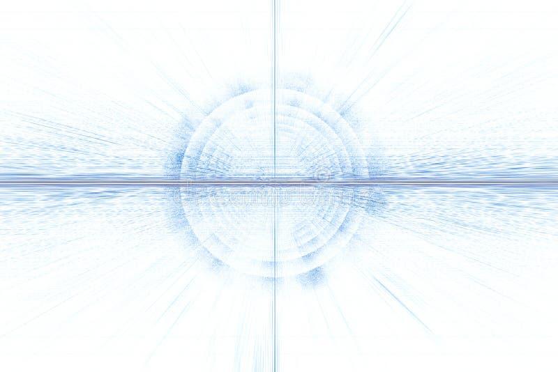 abstrakt texturerad white för bakgrund blue royaltyfri illustrationer