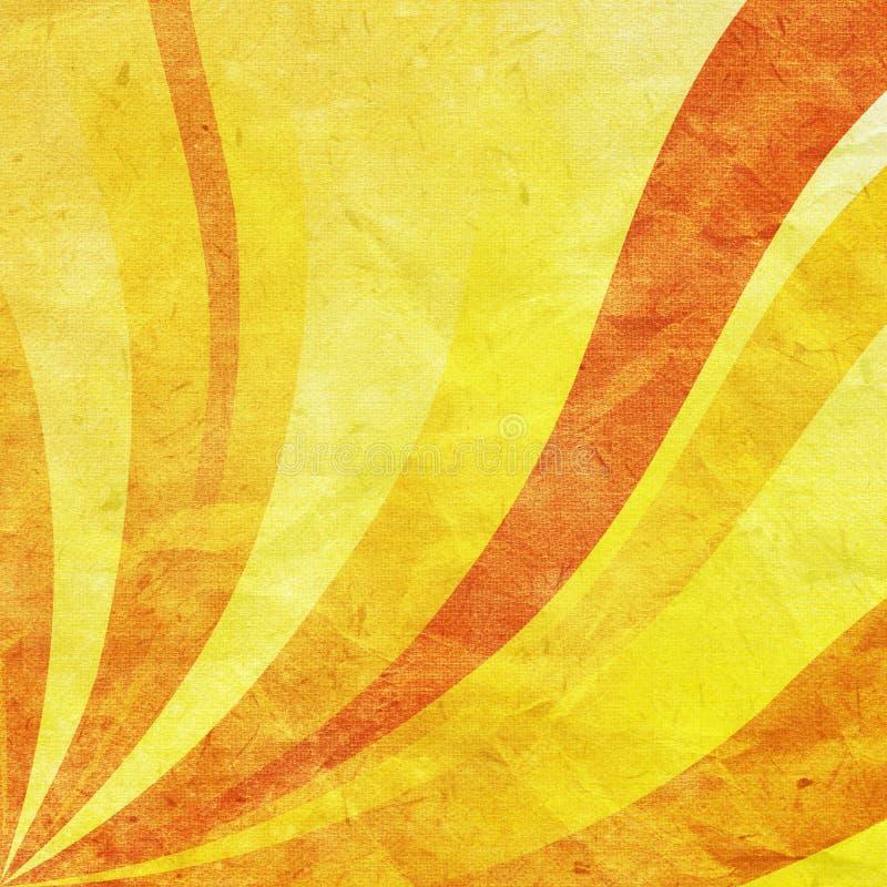 abstrakt texturerat soligt för bakgrund stock illustrationer