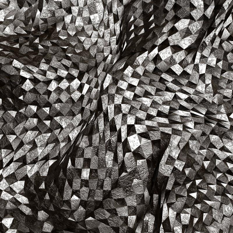abstrakt texturerat ungefärligt för konstbakgrund royaltyfri illustrationer
