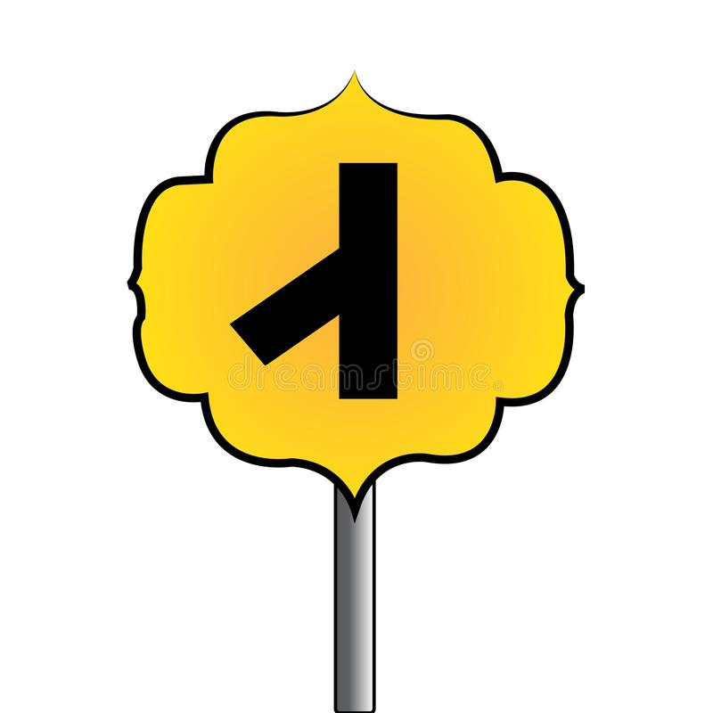 Download Abstrakt trafiksignal vektor illustrationer. Illustration av förbjudit - 106831172