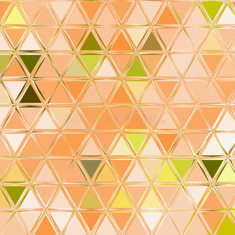 Abstrakt triangelbakgrund, fjädrar nya färger, mönstrar för kortet, tapet royaltyfri illustrationer
