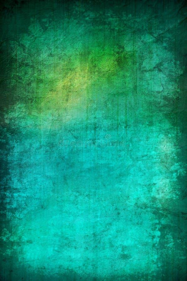 abstrakt turkos för bakgrundsgrungetextur royaltyfri bild