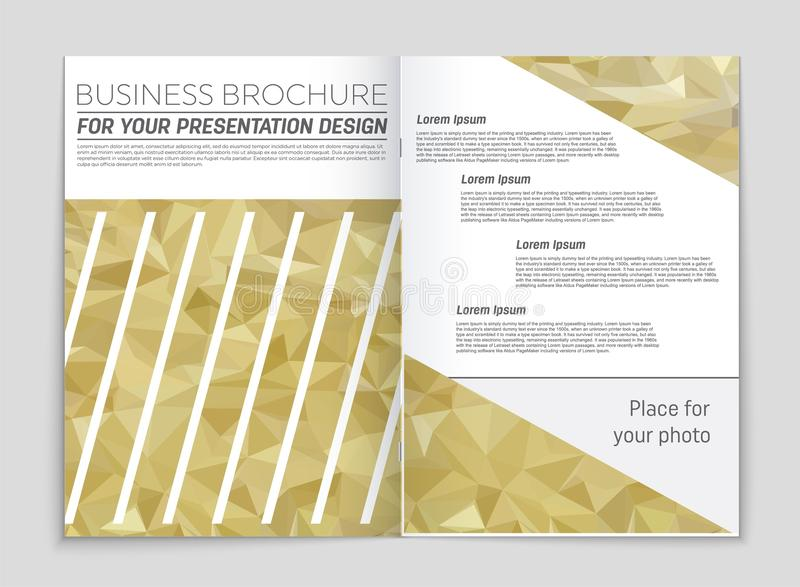 Abstrakt uppsättning för vektororienteringsbakgrund För konstmalldesign lista, förstasida, stil för modellbroschyrtema, baner, id stock illustrationer
