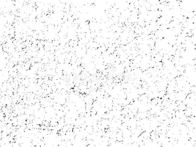 Abstrakt usterki hałasu Parawanowa tekstura Pyłu czerni adry piksla kropki wektor ilustracji