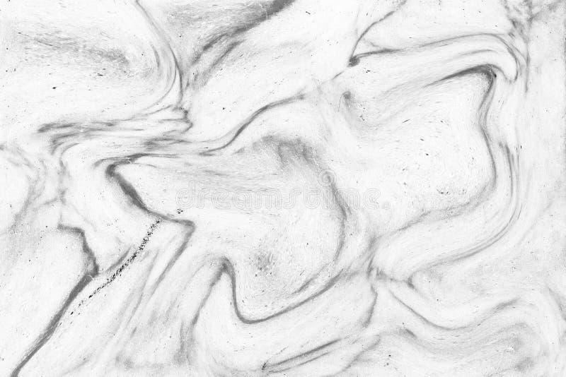 Abstrakt vågmodell, bakgrund för textur för färgpulver för vitgrå färgmarmor arkivbild