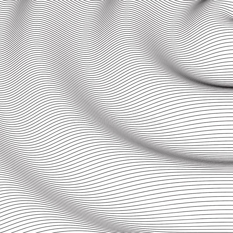 Abstrakt vektordesignbeståndsdel stock illustrationer