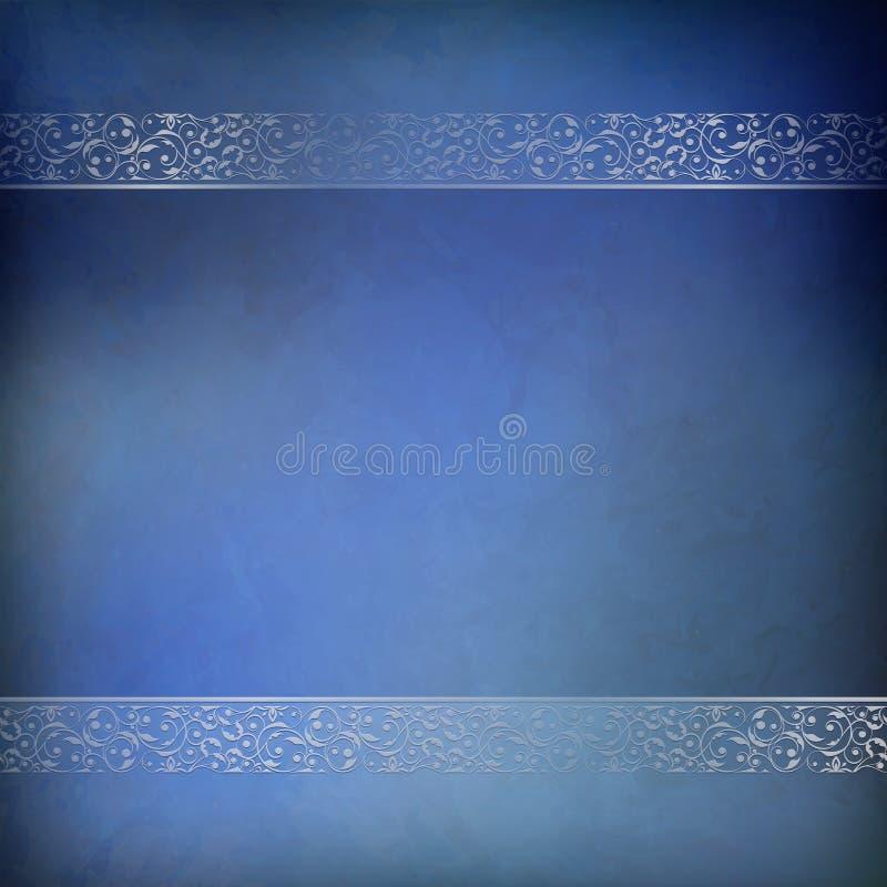 Abstrakt vektorrambakgrund royaltyfri illustrationer