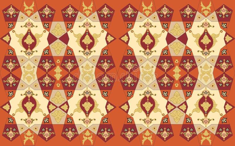 Abstrakt vektortextur arkivfoton