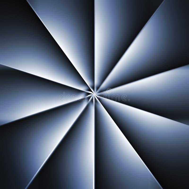 abstrakt ventilator royaltyfria foton