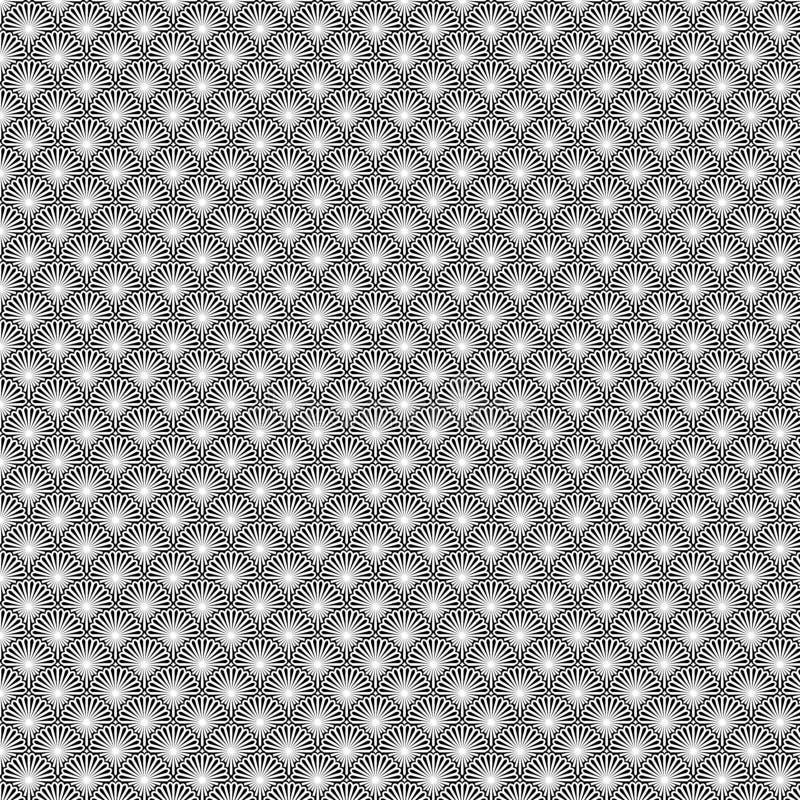 abstrakt ventilatorer royaltyfri illustrationer