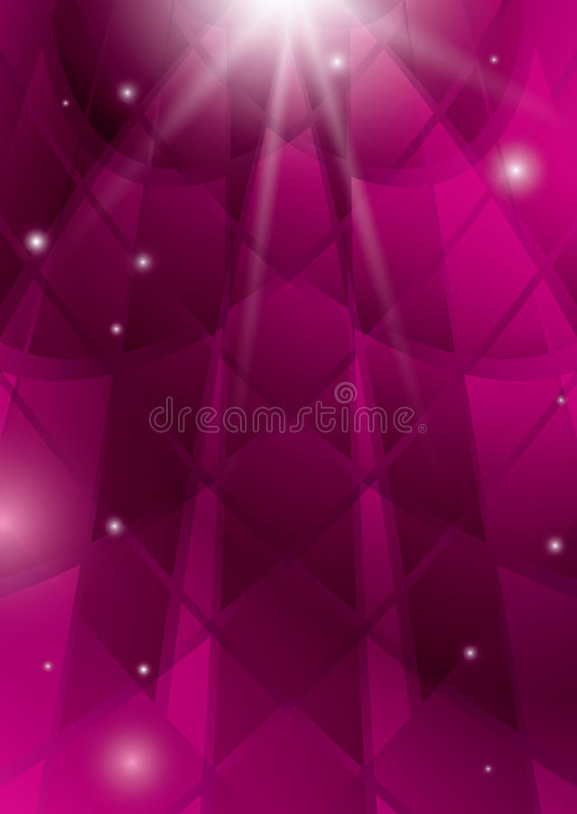 Abstrakt vertikal crimson bakgrund stock illustrationer