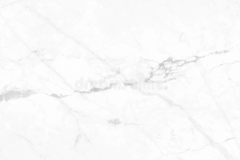 Abstrakt vit eller grå marmortexturbakgrund med detaljstrukturmodellen för designkonstarbete royaltyfri foto