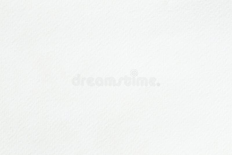 Abstrakt vitbok för bakgrund, texturvitbokwatercol arkivbilder