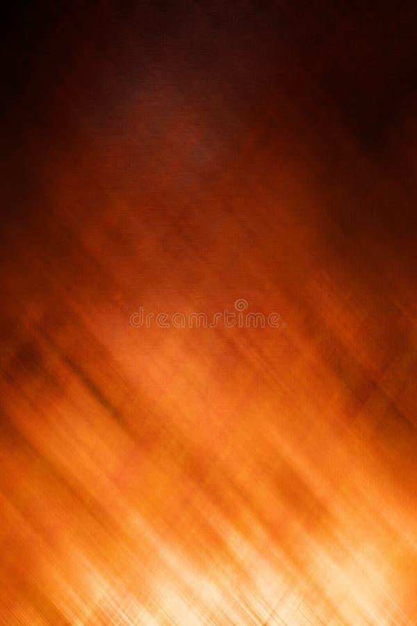 Abstrakt wärmen Sie gekreuzten Hintergrund lizenzfreies stockfoto